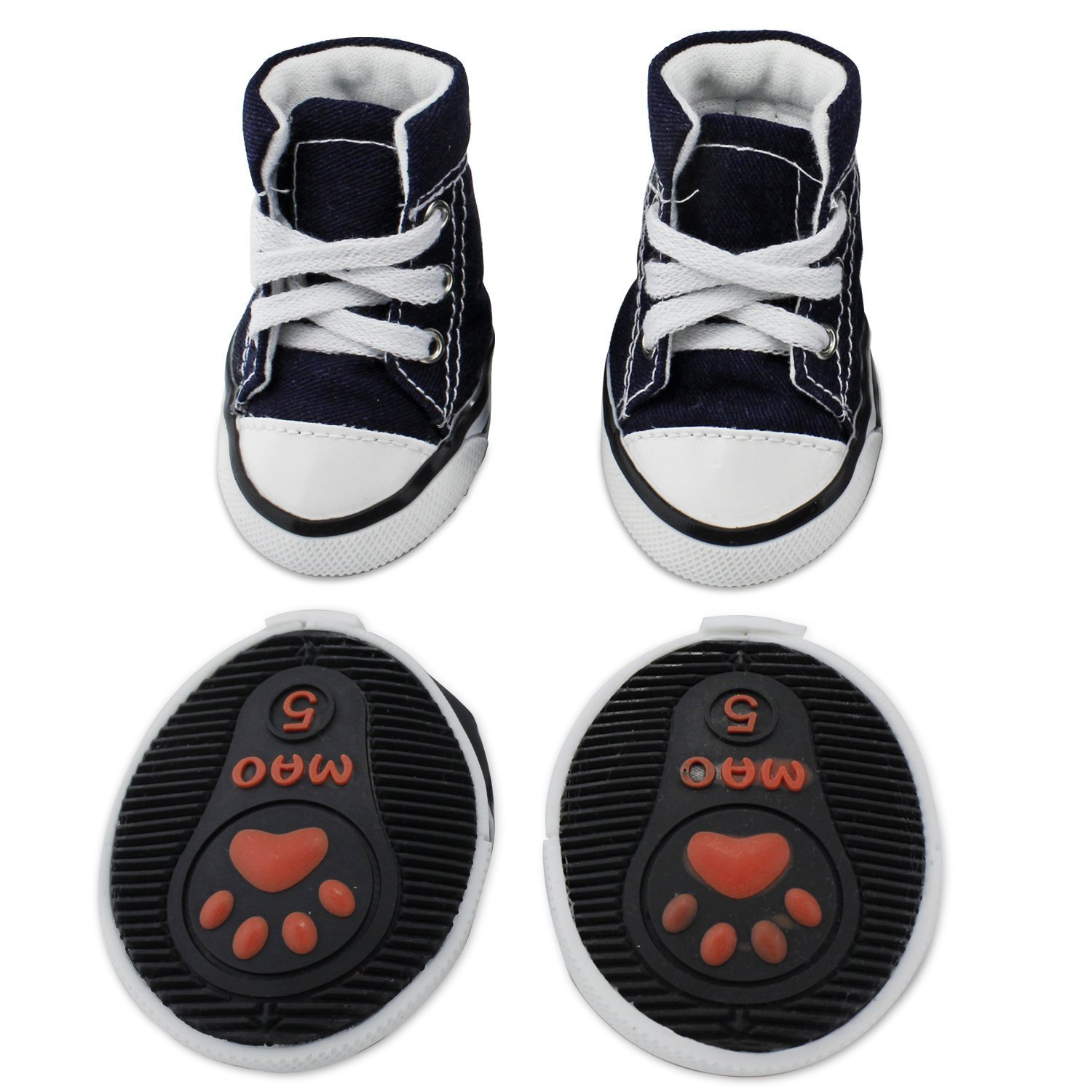 Puppy-Canvas-Sport-Shoes-Sneaker-Boots-close-ups