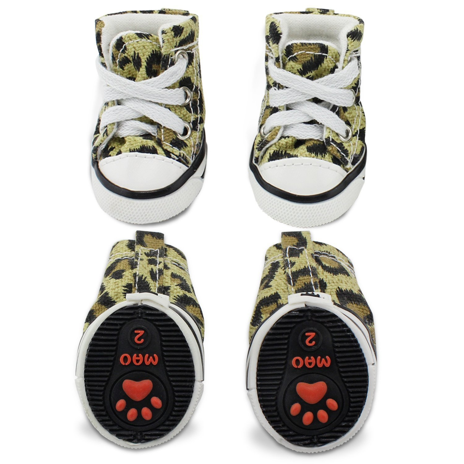 leopard-print-dog-canvas-shoes