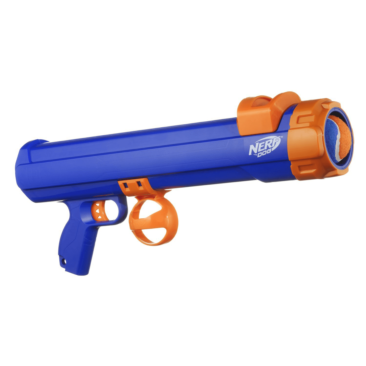 Nerf-Dog-Tennis-Ball-Blaster-with-ball-in-shot-position