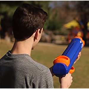 Using The Nerf Dog Ball Blaster
