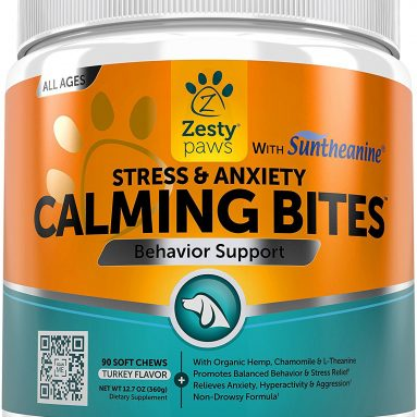 Calming Soft Chews for Dogs