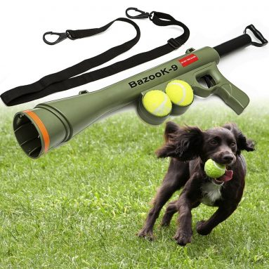 Dog Tennis Ball BazookaToy Launcher