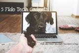 5 Fido Tech Gadgets That Will Make You Wish You Were a Dog