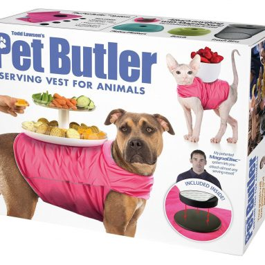 "Prank Pack ""Pet Butler"""
