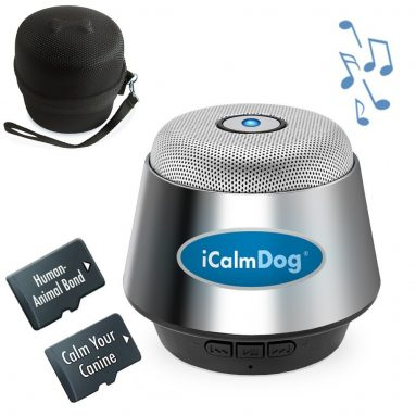iCalmDog Dog Relaxation Portable speaker