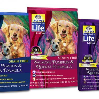 Lucy Pet Formulas Dog Food